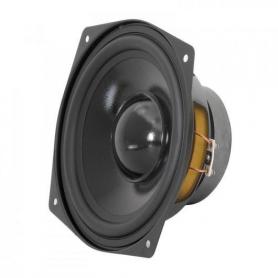 Audio Dynavox losse basluidspreker 10 cm met PP conus en rubber-rand 4Ω