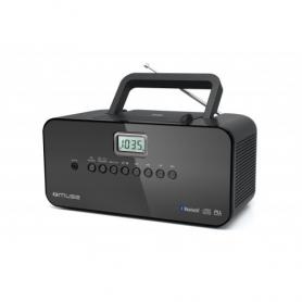 Muse M-22 BT Draagbare Radio/CD-speler met Bluetooth