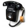 GPO 746 Retro Wandtelefoon Zwart