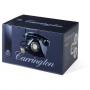 GPO Carrington Retro Telefoon Zwart