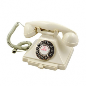 GPO Carrington Retro Telefoon Ivoor