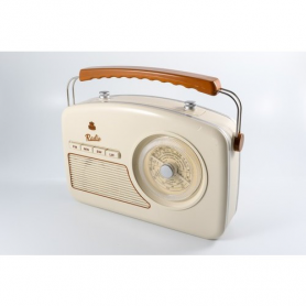 Retro Radio GPO Rydell creme