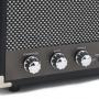 GPO Westwood Retro Bluetooth Speaker Zwart