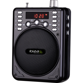 Ibiza Sound PORT1-BT