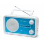 Muse M-05 BL Draagbare 4-band radio