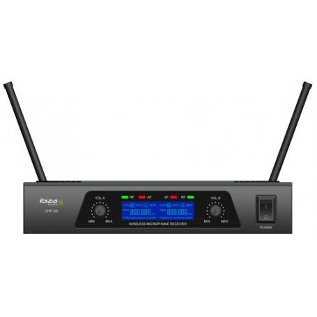 Ibiza Sound UHF20
