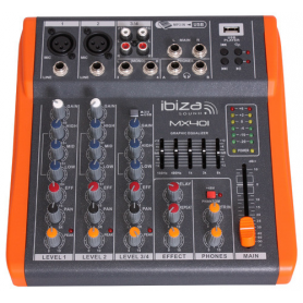 Ibiza Sound MX401