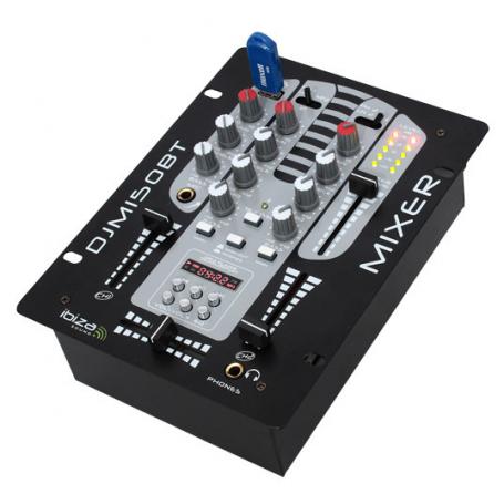 Ibiza Sound DJM150USB-BT