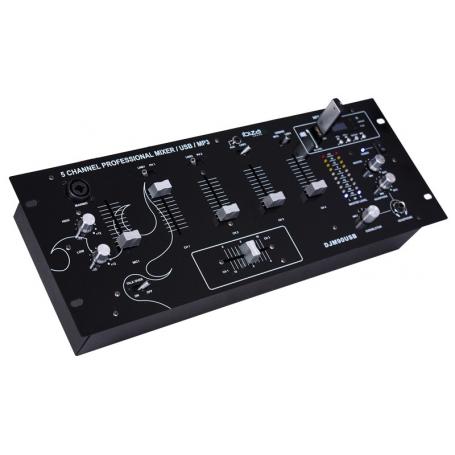 Ibiza Sound DJM90USB-BT
