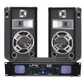 LTC Audio DJ10BG