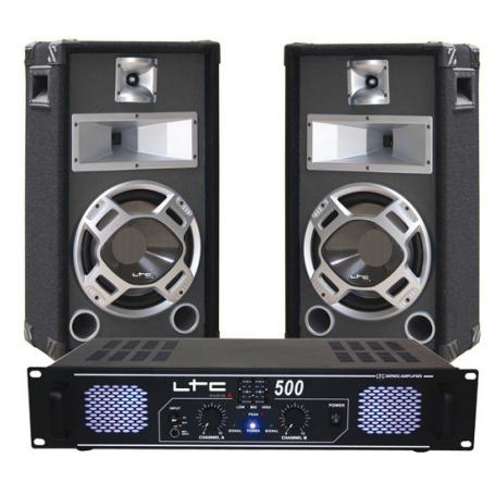 LTC Audio DJ10BG