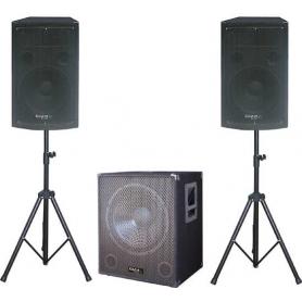 Ibiza Sound CUBE1812