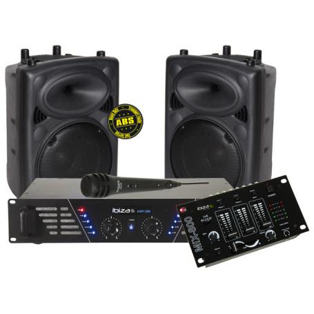 Ibiza Sound DJ300MKII