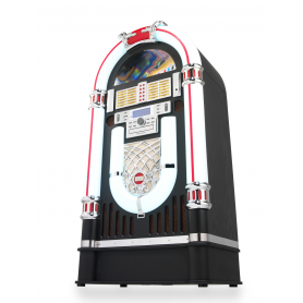 RICATECH RR3000 Full size Classic LED Jukebox Bluetooth