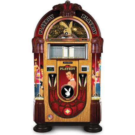 Ricatech Playboy Limited Edition Jukebox Peacock CD