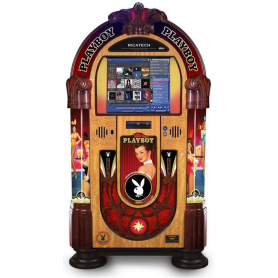Ricatech Playboy Limited Edition Jukebox Peacock MC