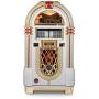 Ricatech Elvis Presley LE 60-jarig Jubileum RnR jukebox (wit)