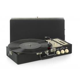 Ricatech RTT98 Vintage Turntable Black