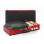 Ricatech RTT98 Vintage Turntable Red
