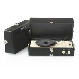 Ricatech RTT80 Vintage Turntable Black