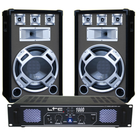 LTC Audio DJ15BG