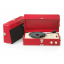 Ricatech RTT80 Vintage Turntable Red