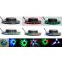 Ibiza Light LED UFO-WH