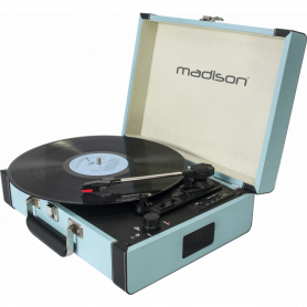 Madison MAD-RETROCASE-BLU