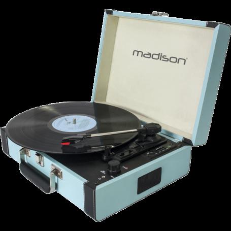 Madison MAD-RETROCASE-BLU