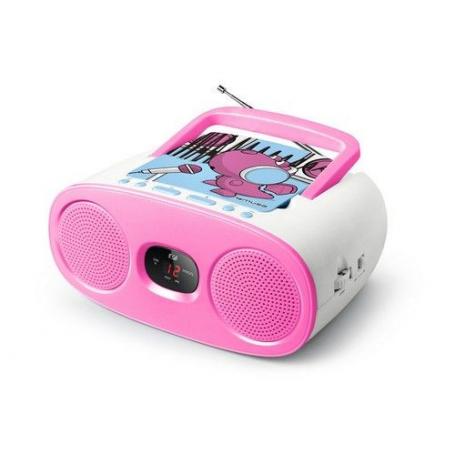 Muse M-20KDG Draagbare Radio met CD-Speler