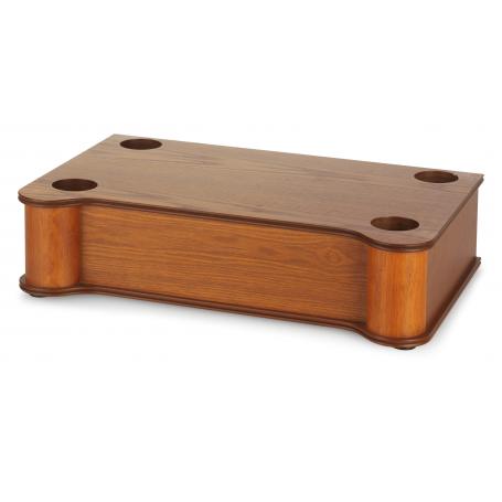 Ricatech RJS106 Wooden Jukebox-stand Paprika