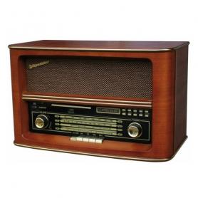 Roadstar Hra1550usmp Vintage Houten Radio Big Size