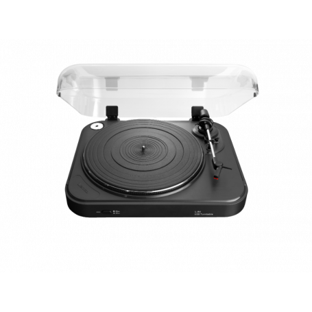 LENCO L-84 zwart - MIDI USB platenspeler
