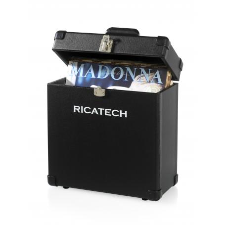 RICATECH RC0042 LP OPBERGKOFFER zwart