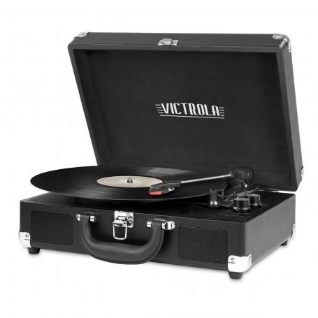 Victrola VSC-550BT-BLK platenspeler