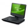 Muse M-1070 DP Portabale DVD-speler met groot scherm