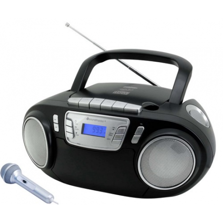 Soundmaster SCD5800SW