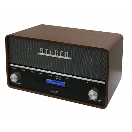 Denver DAB-36 - retro DAB radio