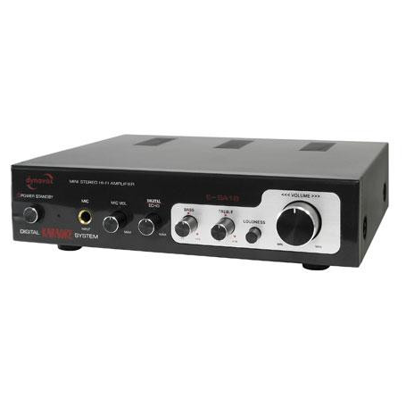 Dynavox ESA-18 audio versterker - Zwart