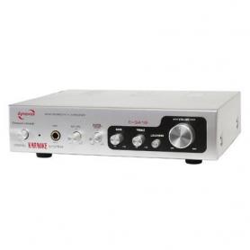 Dynavox ESA-18 audio versterker - Zilver