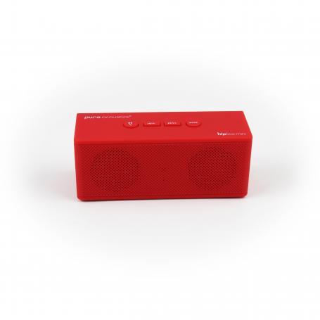 Pure Acoustics Hipbox Mini RED