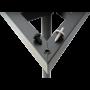 Universele standaard voor speakers, beamers, monitor en lic