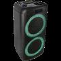 HI POWER geluidsbox USB, BT, MIC IN, RC, BATT, 400W