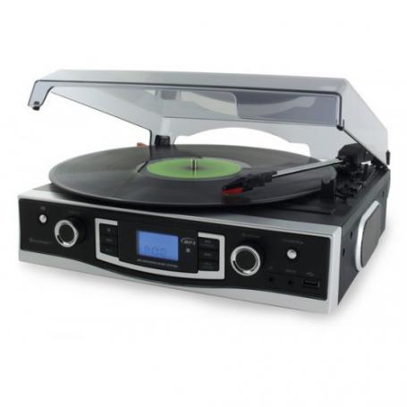 Soundmaster PL525 Platenspeler