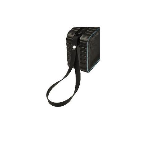 Bluetooth-Speaker 2.0 Explorer 3 W Ingebouwde Microfoon Zwart/Blauw   AVSP5000-07