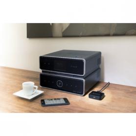 Audio-Ontvanger Bluetooth 3.5 mm Zwart | CSBTRCVR100