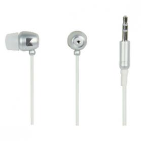 Hoofdtelefoon In-Ear 3.5 mm Zilver   CSHPIER200SI