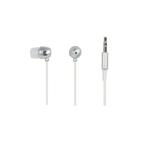 Hoofdtelefoon In-Ear 3.5 mm Zilver | CSHPIER200SI