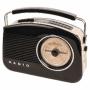 Draagbare DAB Radio FM / AM / DAB / DAB AUX Zwart | HAV-TR900BL