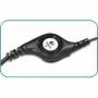 Headset ANC (Active Noise Cancelling) On-Ear USB Bedraad Ingebouwde Microfoon 2.4 m Zwart | LGT-H390